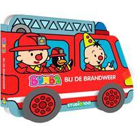 Studio 100 Boek Bumba: Brandweerwagen (9%) (BOBU00003520)