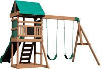 axi Buckley Hill Speeltoren met Schommels en Glijbaan