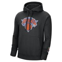 Nike New York Knicks City Edition Logo  NBA-hoodie voor heren - Zwart