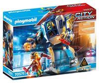 PLAYMOBIL 70571 Politierobots: Speciale Eenheid
