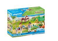 PLAYMOBIL 70512 Country Gelukkige Ponyreis