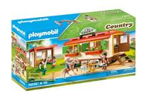 PLAYMOBIL 70510 Country Ponykamp Aanhanger