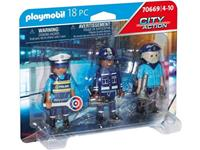 City Action - Figurenset politie 70669