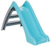 Jamara glijbaan Happy Slide junior 123 x 60 cm turquoise/grijs
