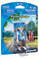 Playmo Friends Jongen met RC auto (70561)