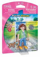 Playmo Friends Meisje met kittens (70562)
