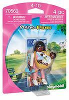 Playmo Friends Mama met draagzak (70563)