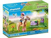 Playmobil 70514 Country Verzamelpony 'Ijslander'