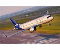 Zvezda 530007037 Airbus A320 neo Vliegtuig (bouwpakket) 1:144