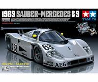 Tamiya 300024359 Sauber-Mercedes C9 1989 Auto (bouwpakket) 1:24