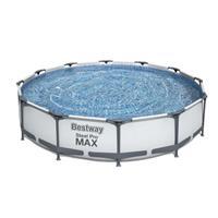 opzetzwembad Steel Pro Max Ø366cm x 76cm