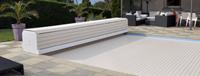 Abriblue Banc Classic automatische oproller (tot 4 meter) - wit