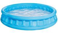 Wehncke opblaaszwembad Galaxy 155 x32 cm PVC blauw