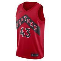 Nike Raptors Icon Edition 2020 Swingman  NBA-jersey - Rood