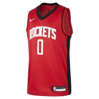 Nike Rockets Icon Edition Swingman  NBA-jersey voor kids - Rood