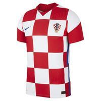 Nike Kroatië 2020 Vapor Match Thuis Voetbalshirt voor heren - Wit