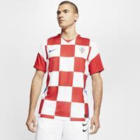 Nike Kroatië 2020 Stadium Thuis Voetbalshirt voor heren - Wit