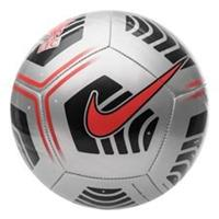 Nike Liverpool Voetbal Pitch - Zilver/Zwart/Rood