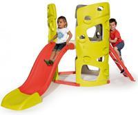 Smoby klimtoren junior 230 x 143 x 140 cm groen/rood