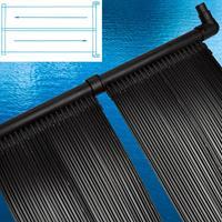 vidaXL Solarverwarmingspanelen voor zwembad 4 st 80x620 cm