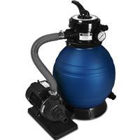 Zand filtersysteem 10.200 l/h