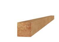 Hillhout Douglas paal 100 x 100 mm 300 cm