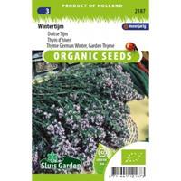 Sluis Garden Wintertijm biologische zaden
