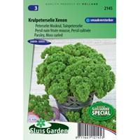 Sluis Garden Krulpeterselie zaden - Xenon