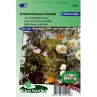 Sluis Garden Eetbare bloemen en kruiden zaden -  Special mix