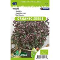 Sluis Garden Oregano biologische zaden - Marjolein