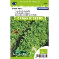 Sluis Garden Kervel biologische zaden - Massa