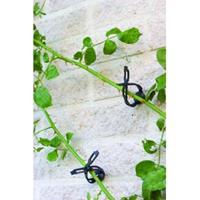 Nature Klimplantband zwart 150cm