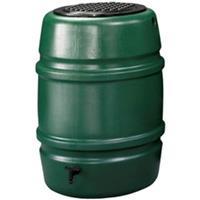 Kunststof Regenton Groen 114 Liter