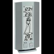 Technoline WS 9750-IT Weerstation en Radio Grijs