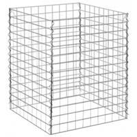 express Compostkorf Verzinkt 60 x 60 x 80 cm