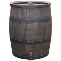 Roto Regenton 120 Liter Donkerbruin Inclusief Kraan