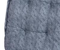 Hartman textiel Cavo blue Zitkussen