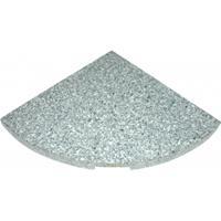 Express Kruisvoet graniettegel 25 kg grijs