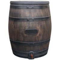Roto Regenton 350 Liter Donkerbruin Inclusief Kraan