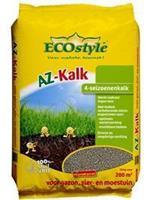 Ecostyle AZ-Kalk - Gazonkalk - 20kg