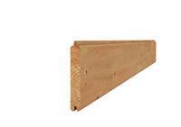 Hillhout Blokhutprofiel plank Douglas 28 x 195 mm 300 cm