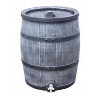 Roto regenton grijs 120 liter