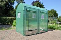Royalwell Maxi Tomato Galva - Foliekas - Groen - 2 m2