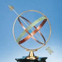 KS Verlichting Z11 Hercules zonnewijzer