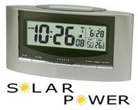 Balance Time He-clock-32 Zendergestuurde Lcd Solarwekker