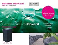 Garden Impressions Coverit stapelbare stoel hoes