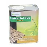 express Bangkirai olie 750 ml