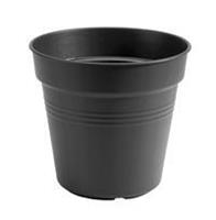 Green basic - Bloempot - Living black - Ø 11 cm