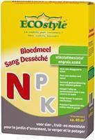 Ecostyle Moestuinmeststof - 1,6kg