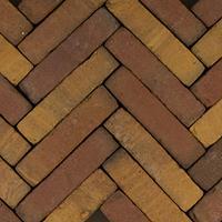 Gardenlux 60 stuks! Art brick ruijsd gl/br 5x20x6.5 cm